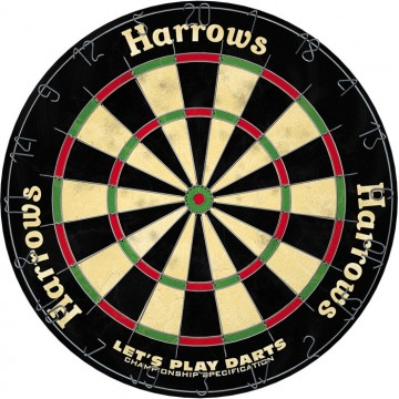 Noolemängulaud Harrows Lets Play Darts