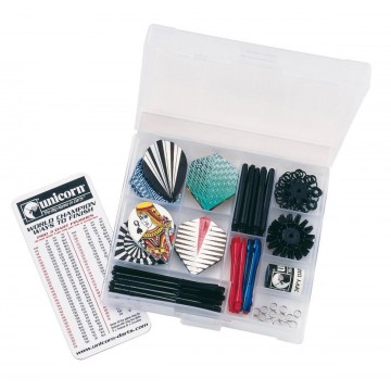 Noolte tuunimis komplekt Unicorn MAESTRO DARTS TUNE UP KIT 3UP