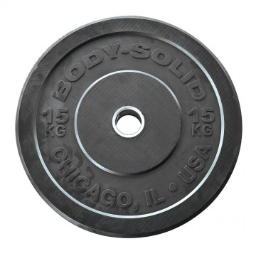 Bumper ketas Body-Solid Chicago Extreme Olympic 15.0 kg 50 mm