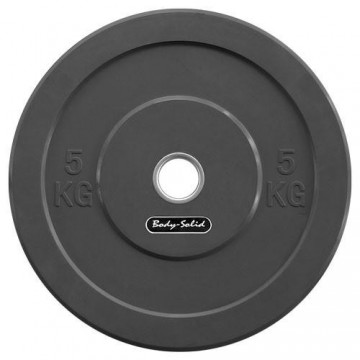 Bumper ketas Body-Solid RUBBER 5.0 kg 50 mm