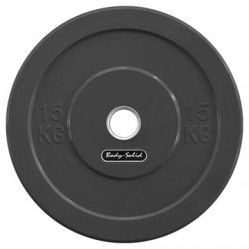 Bumper ketas Body-Solid RUBBER 15.0 kg 50 mm