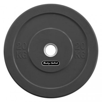 Bumper ketas Body-Solid RUBBER 20.0 kg 50 mm