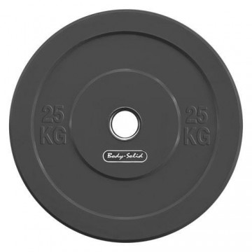 Bumper ketas Body-Solid RUBBER 25.0 kg 50 mm