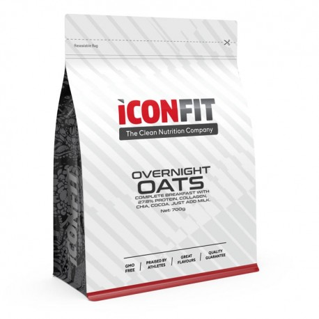 ICONFIT Overnight Oats Puder (700g)