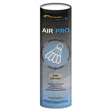 Sulgpallid Air Pro