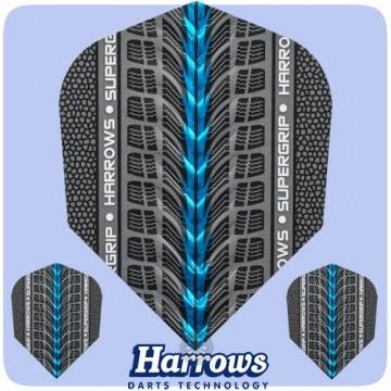 Nooltelehvikud Harrows Supergrip