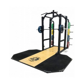 Crossmaxx® Power Rack koos tõste platvormiga