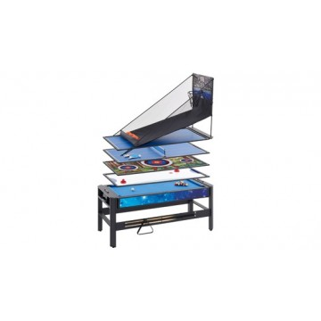 Multilaud PENTAGON 5-in-1 6ft